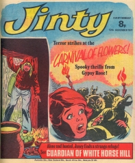 Jinty cover 12 November 1977