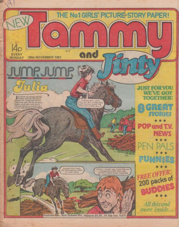 Tammy cover 1