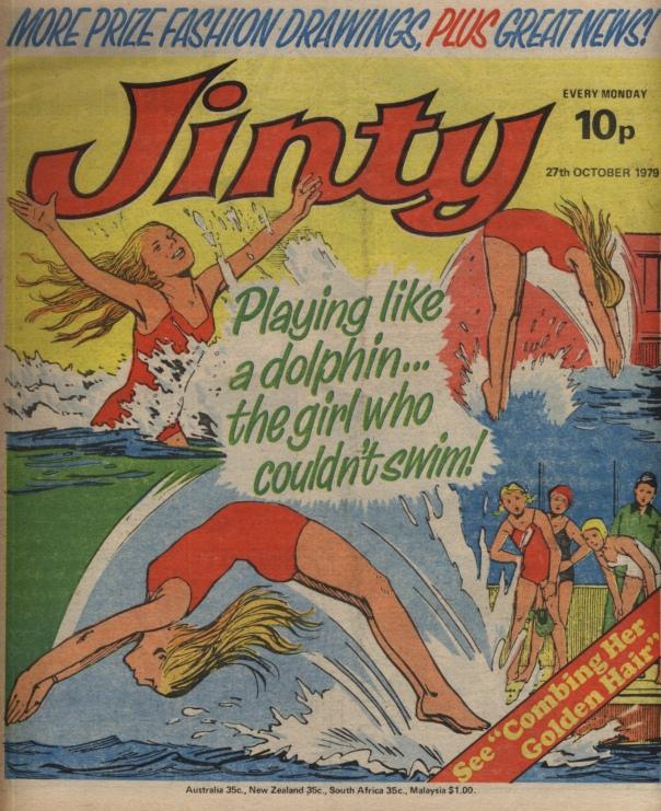 Jinty 27 October 1979