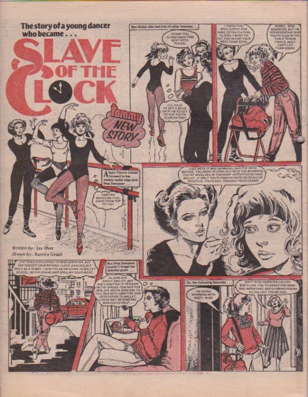 Page 1 of Slave of the Clock