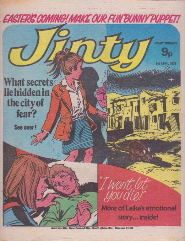 Jinty cover 7 April 1979