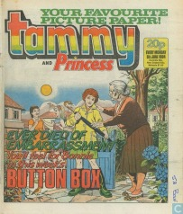 Tammy cover 9 June 1984